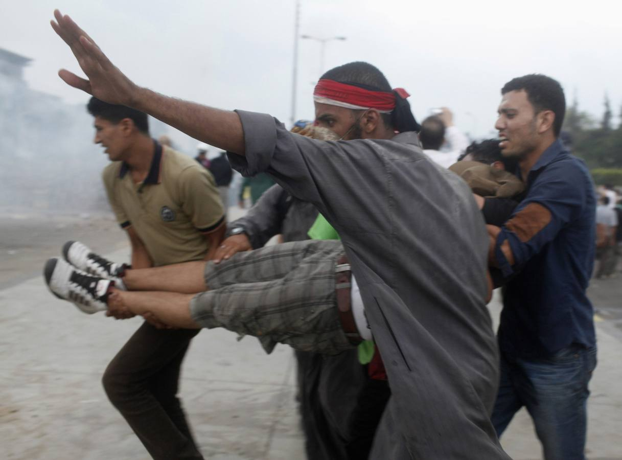 Nueva noche de violencia y muerte en Egipto