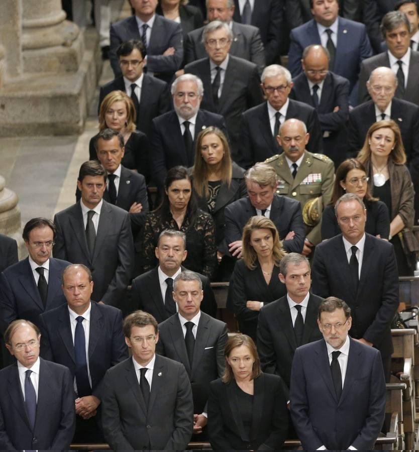 Santiago despide a las víctimas
