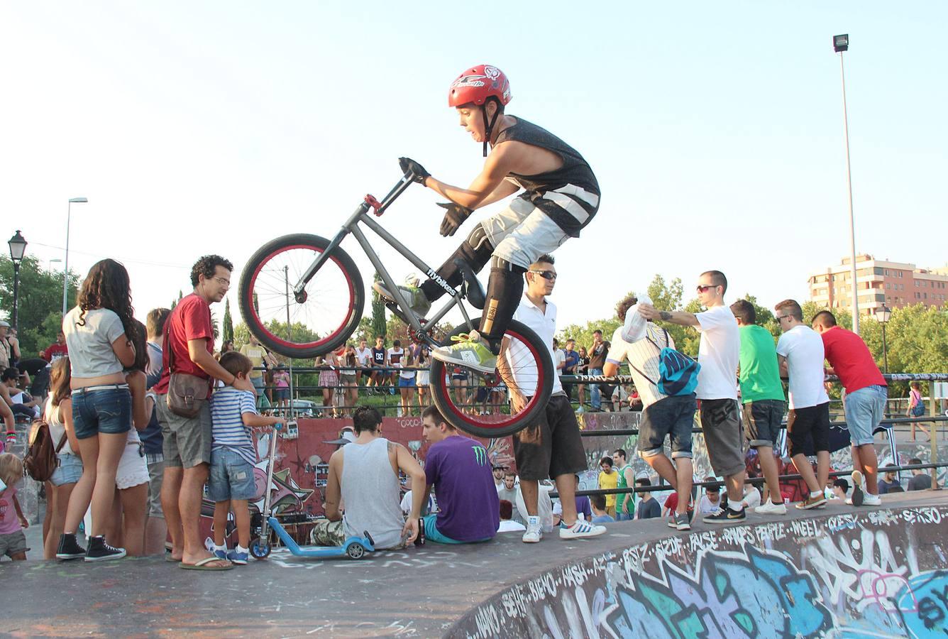 Break Dance en Cáceres
