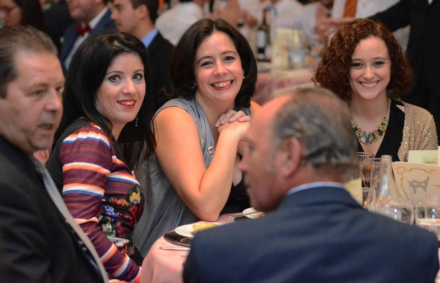 Entrega de los Premios Antifaz de Plata del Carnaval de Badajoz