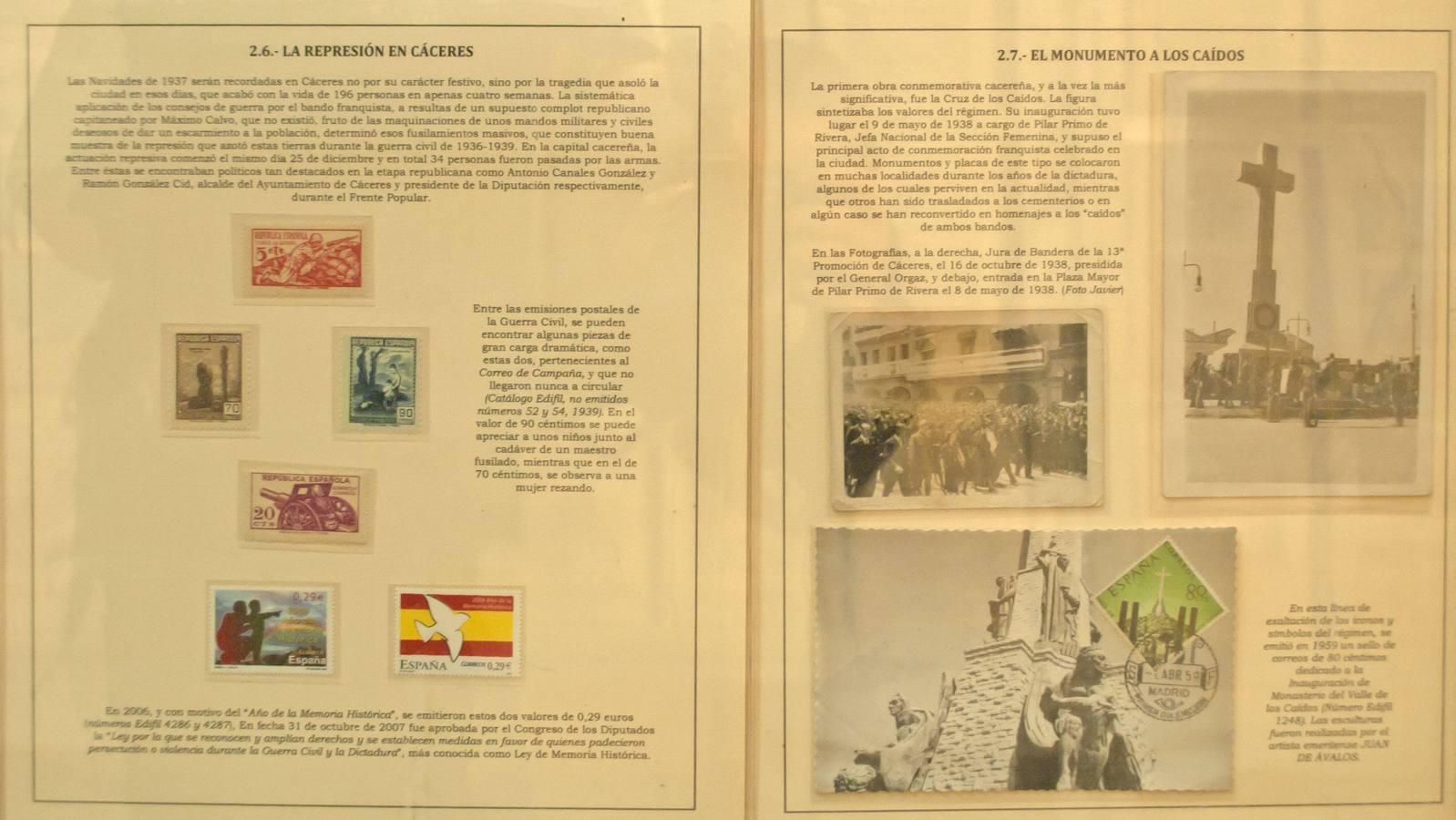 Exposición 'Extrefil' en el Palacio de la Isla