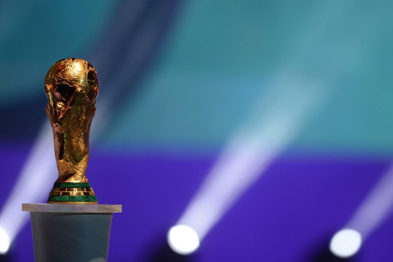 Sorteo de Grupos del Mundial de Brasil 2014