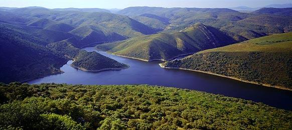 Ocho Parques Naturales de España