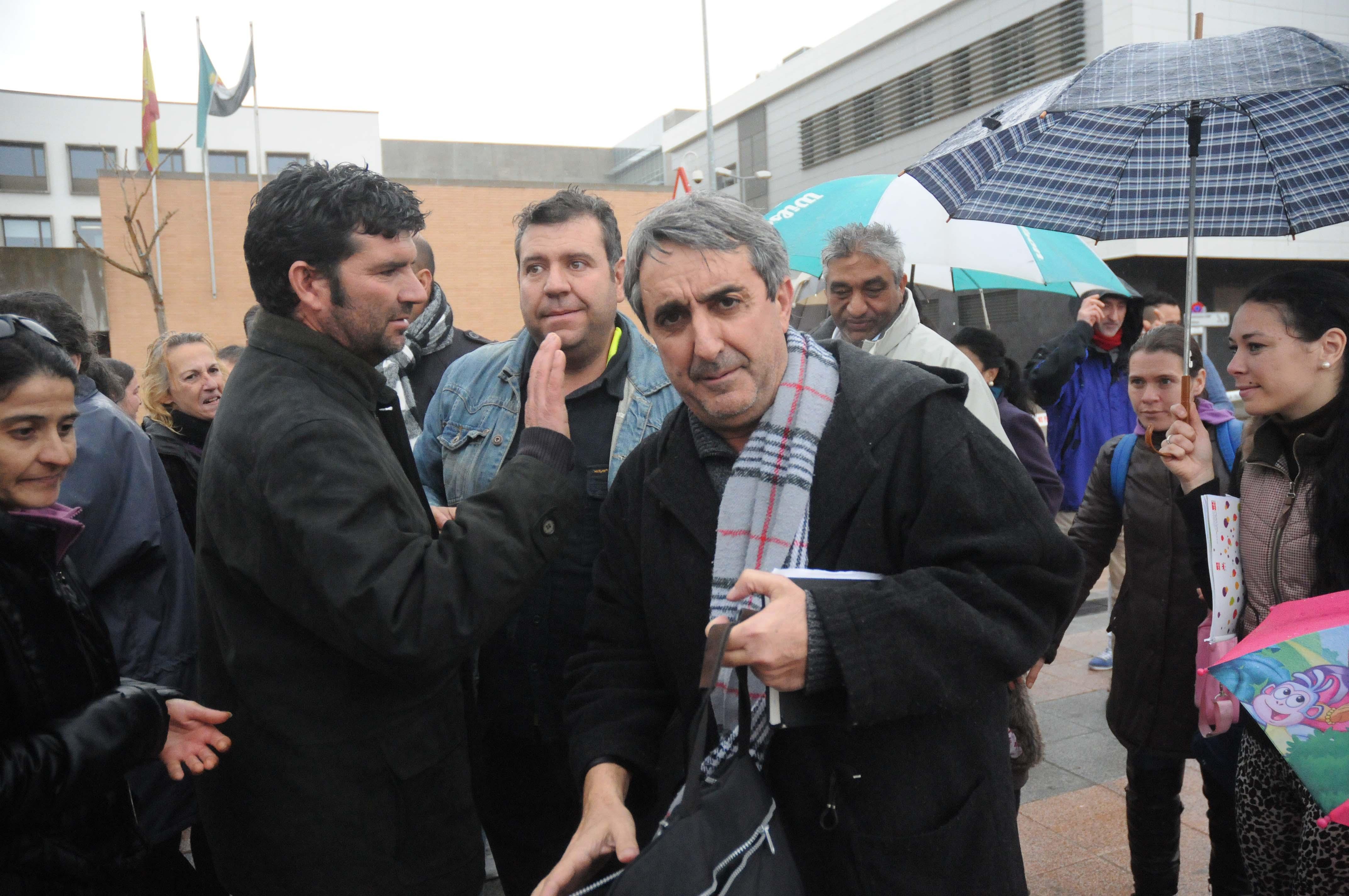 Los detenidos del Campamento Dignidad, en libertad con cargos