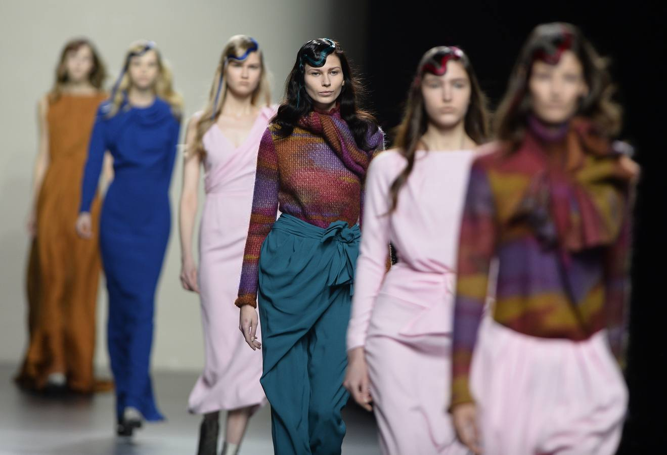 Mercedes-Benz Fashion Week Madrid - Segundo día