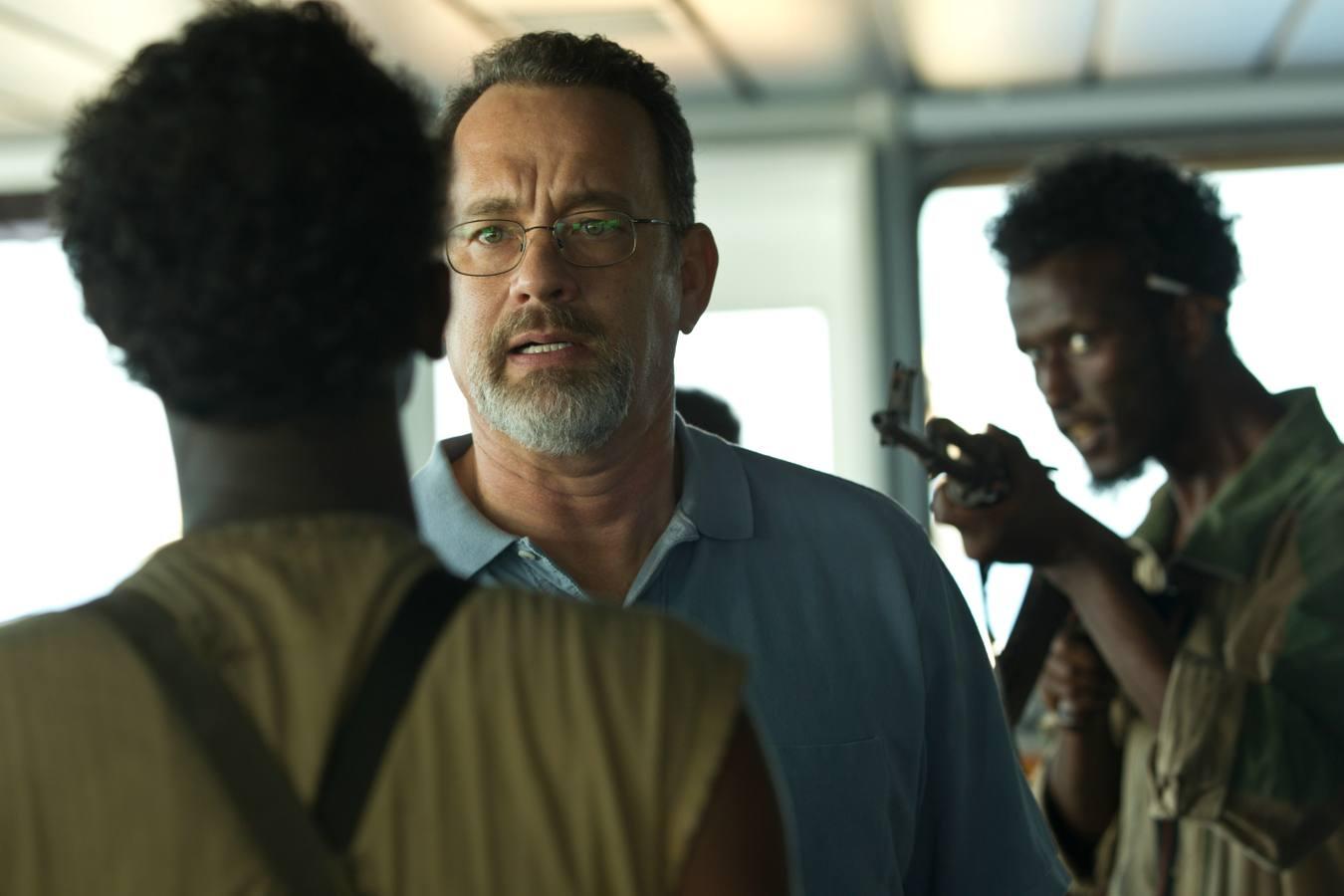 'Capitán Phillips'