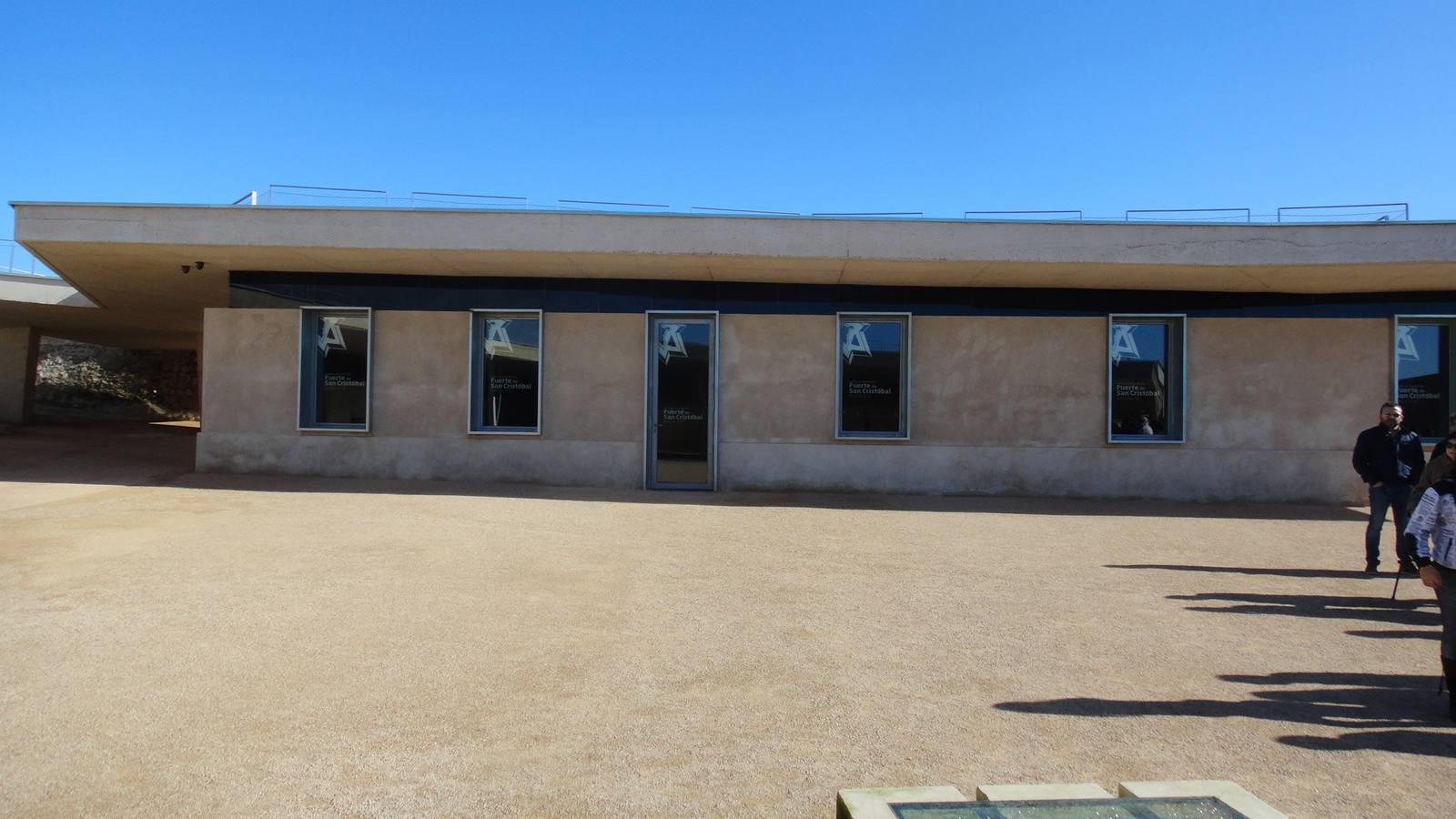 El Fuerte San Cristobal de Badajoz