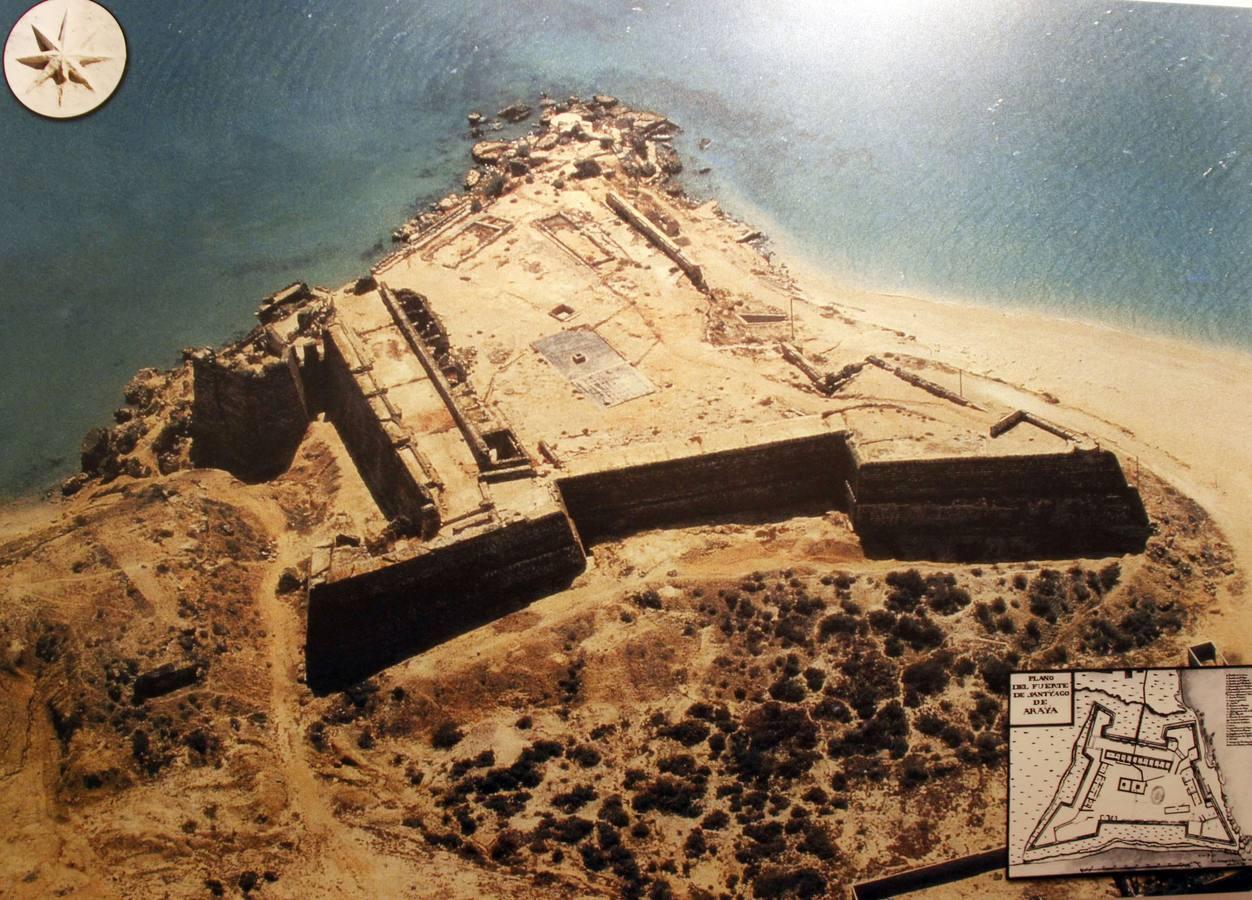 Exposición 'Las fortificaciones de los Antonelli en Cuba. Siglos XVI-XVII'