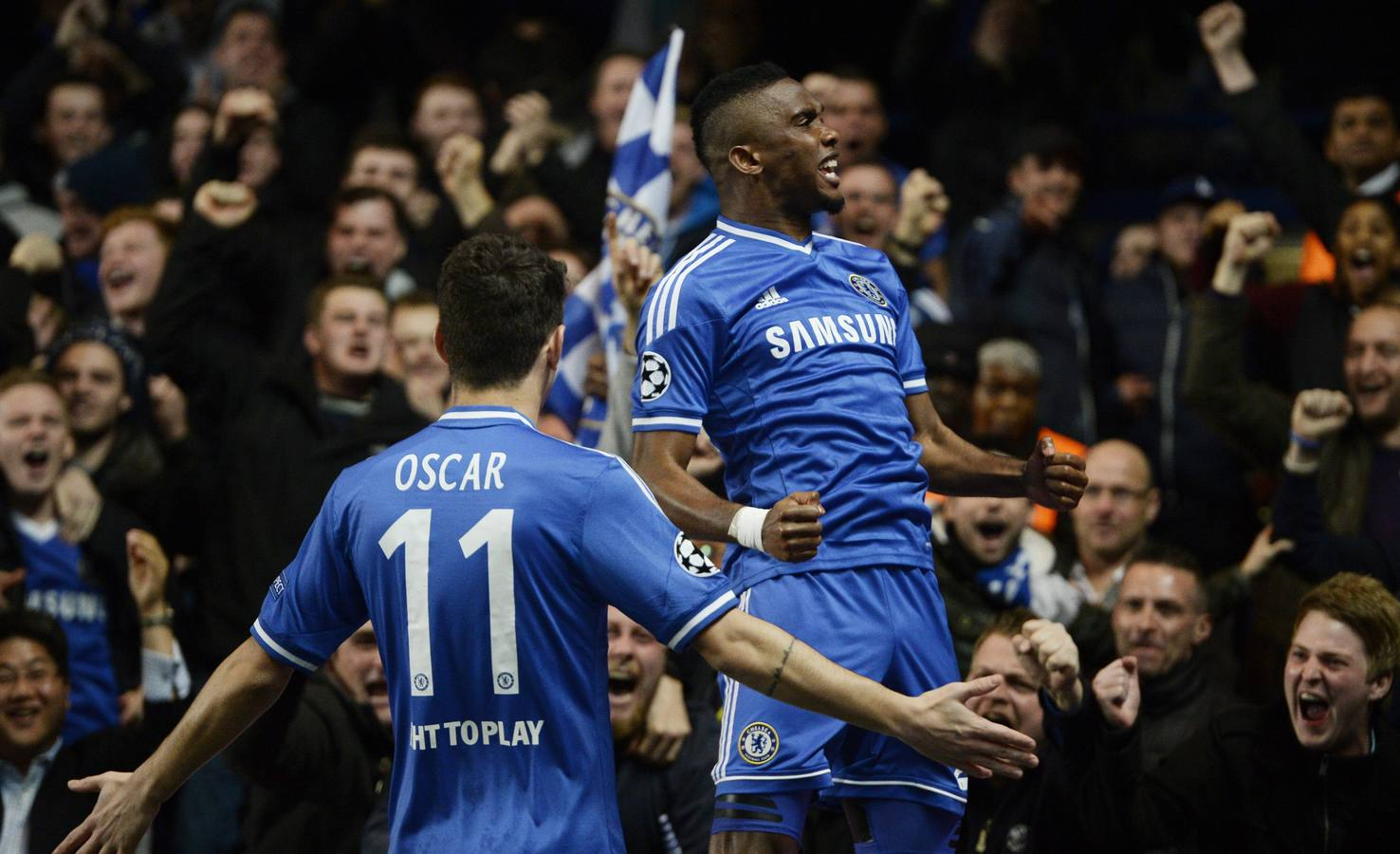 El Chelsea supera al Galatasaray con solvencia