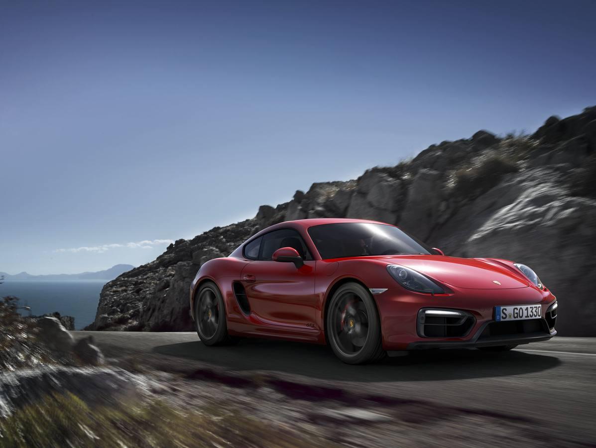 Porsche Boxter GTS y Cayman GTS