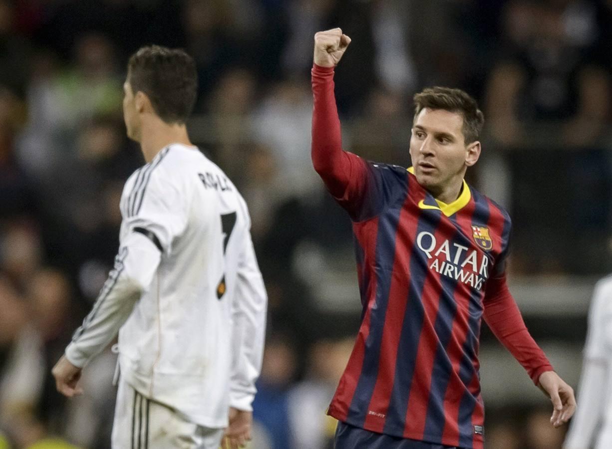 El Barça asalta el Bernabéu