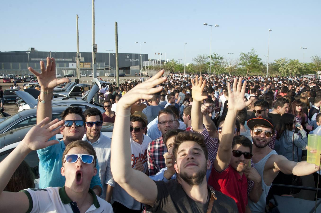 Fiesta de la Primavera en Badajoz