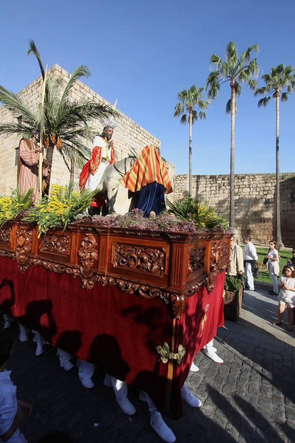 Domingo de Ramos en Mérida