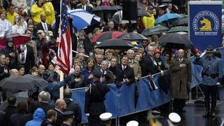 Emotivo homenaje en Boston