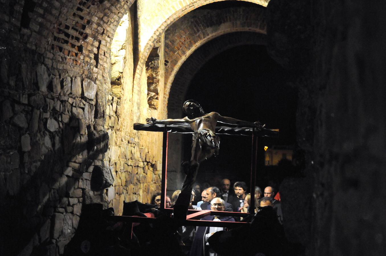 Vía Crucis de Mérida